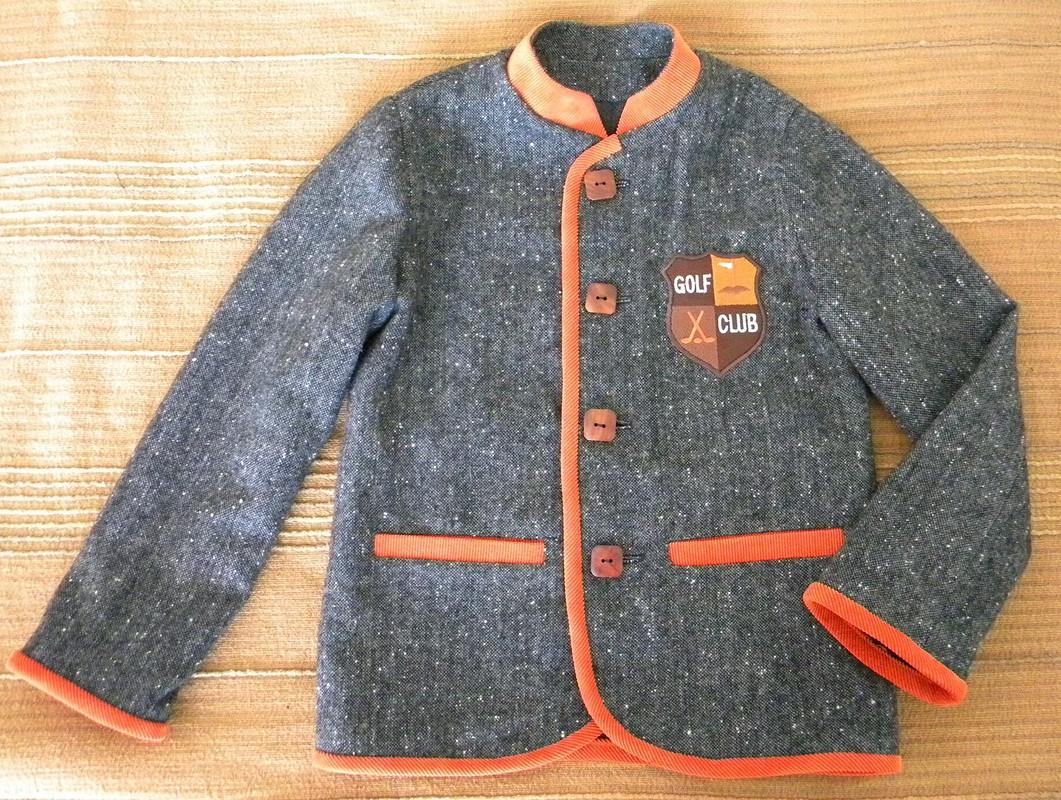 Пиджак дляплемянника
