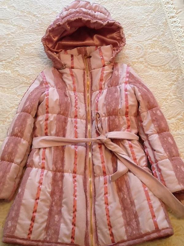 Куртки скружевом