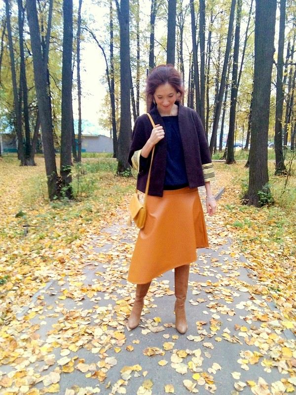 Осенний образ