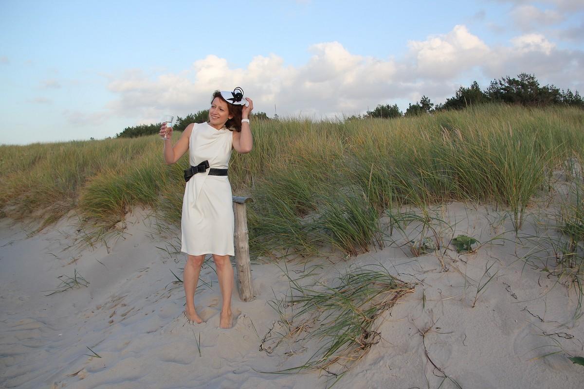 В балтийских дюнах