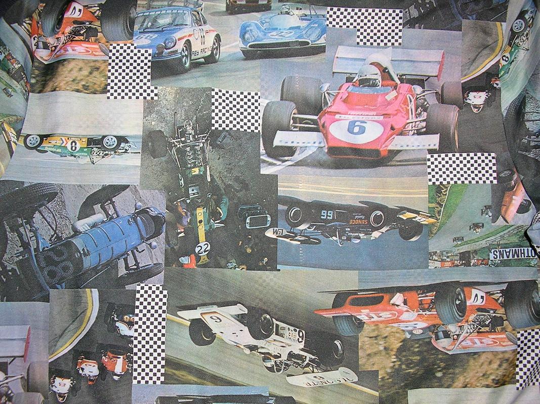 Тема «Формулы-1»