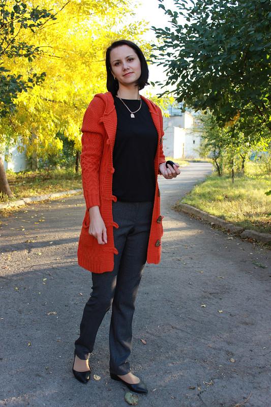 Простые хорошие брюки)))