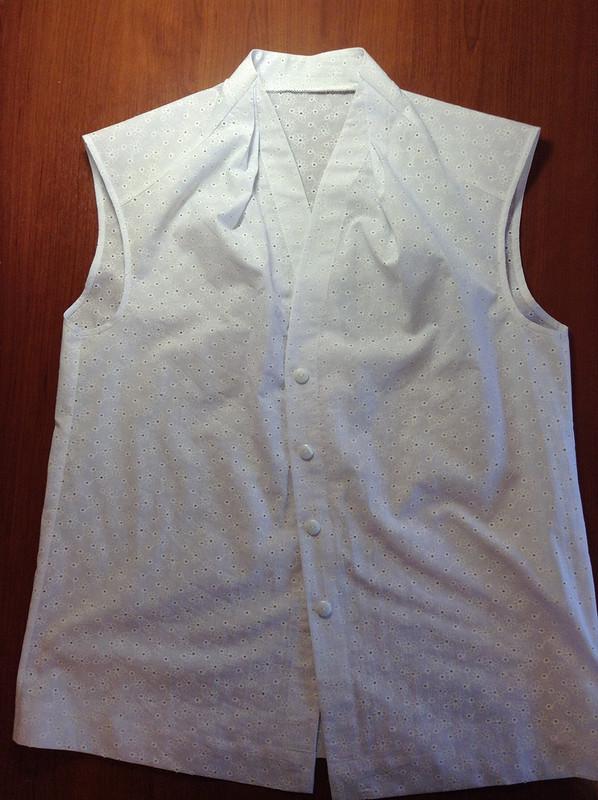 Блуза от ton4a