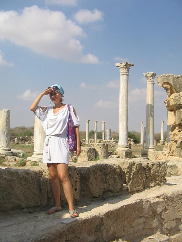 Мое греческое платье