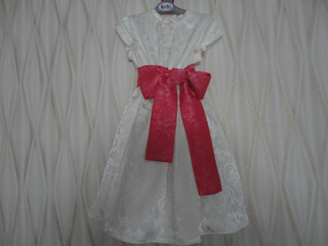 платье на2 годика дочки