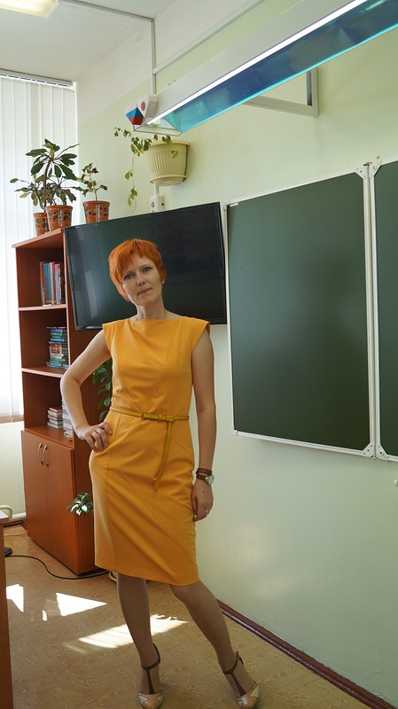Платье ко Дню Знаний