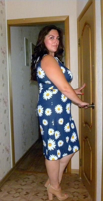 Платье «Ромашки»