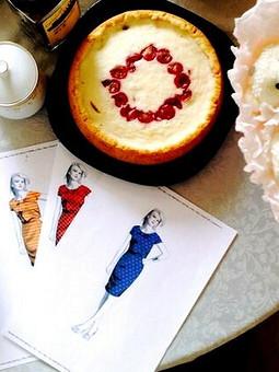 Работа с названием Модели и пирог
