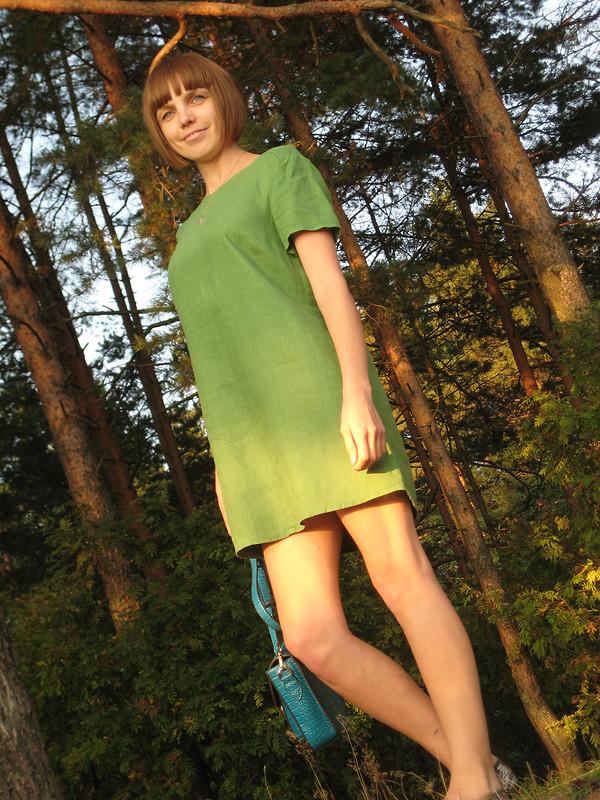 Зеленый листик от Снусмумрик