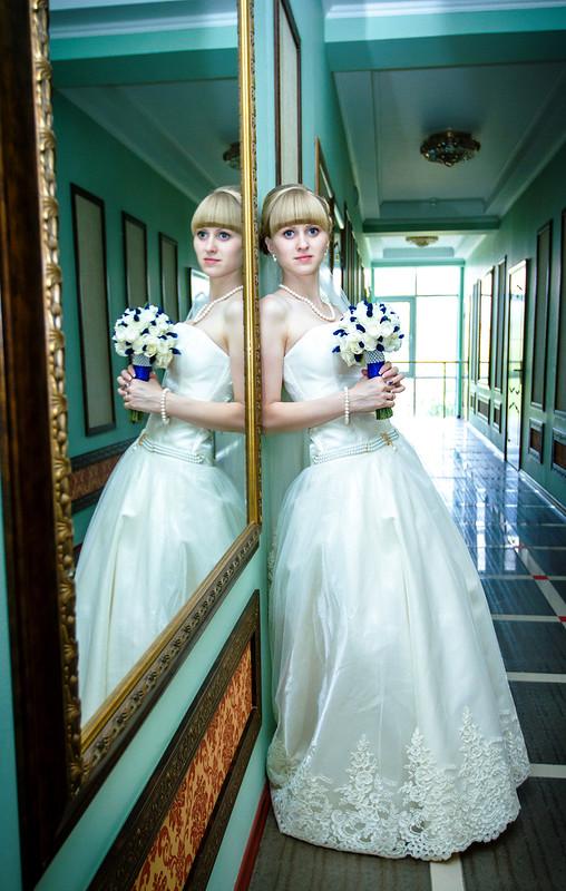 Свадьба вморском стиле.