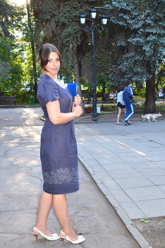 Училка!)))