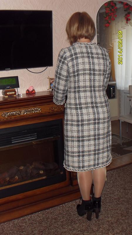 Платье встиле Шанель