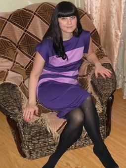 Работа с названием Мой любимый фиолетовый