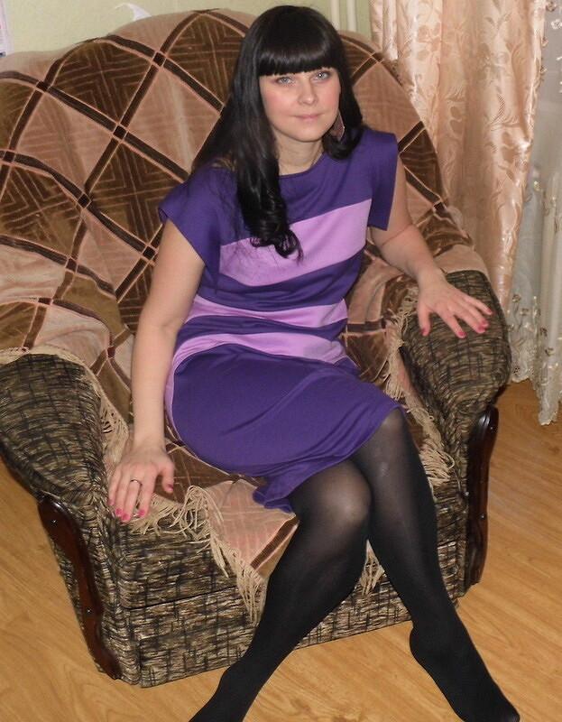 Мой любимый фиолетовый от natalikuzina