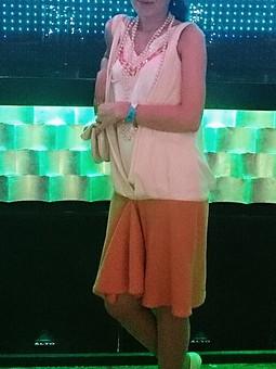 Работа с названием Платье для TuiParty в стиле Великого Гэтсби
