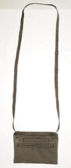 Мини-планшет изстарых брюк