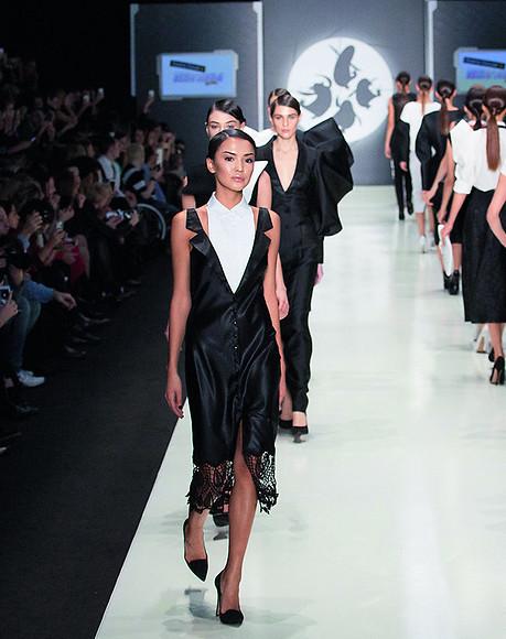 Модная коллекция Даши Гаузер