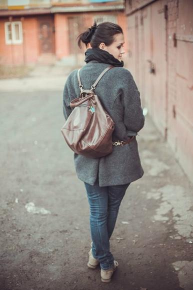 Рюкзак – полная свобода