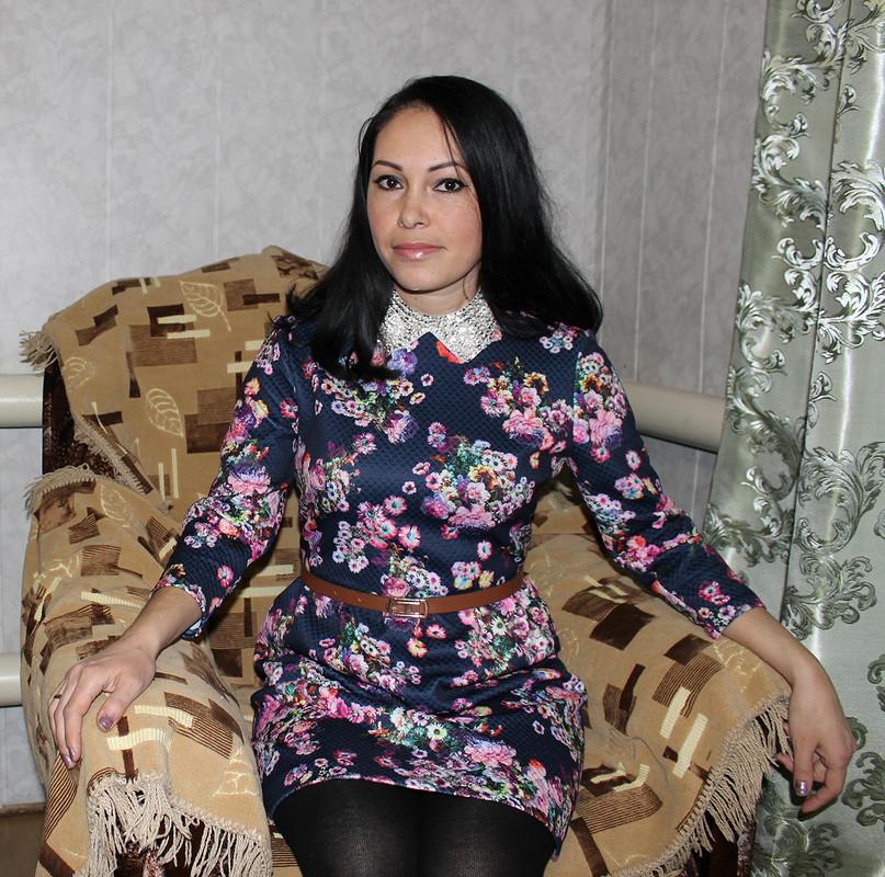 Платье от natalek