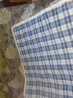 Работа с названием одеялко шерстяное вуаля
