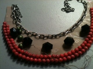 Ожерелье «class=