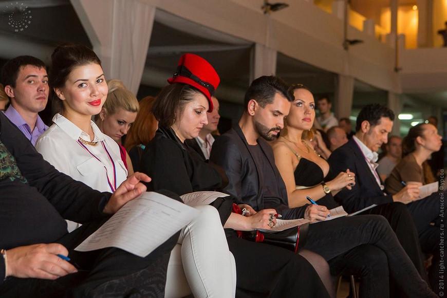 After-party Международного московского конкурса молодых модельеров