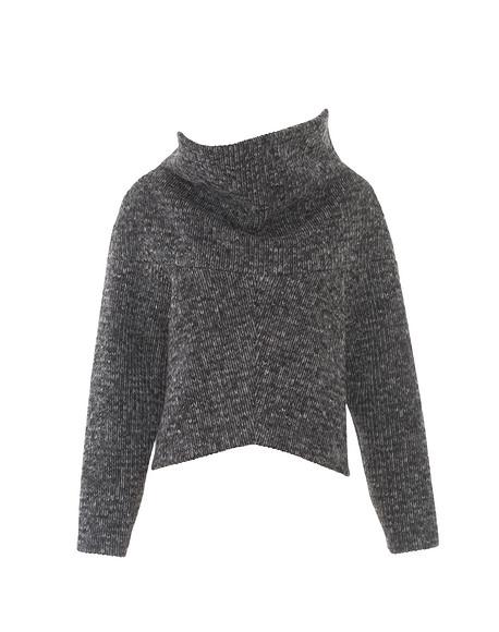 Шьем пуловер извязаного полотна: мастер-класс