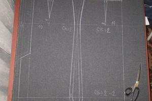 Конструирование прямой юбки