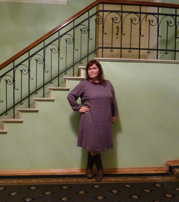 «Моментальное» платье