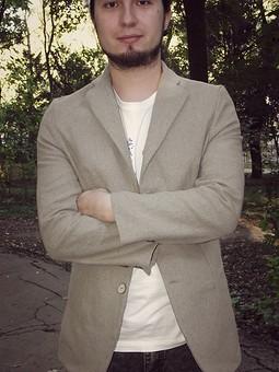 Работа с названием Мужской пиджак