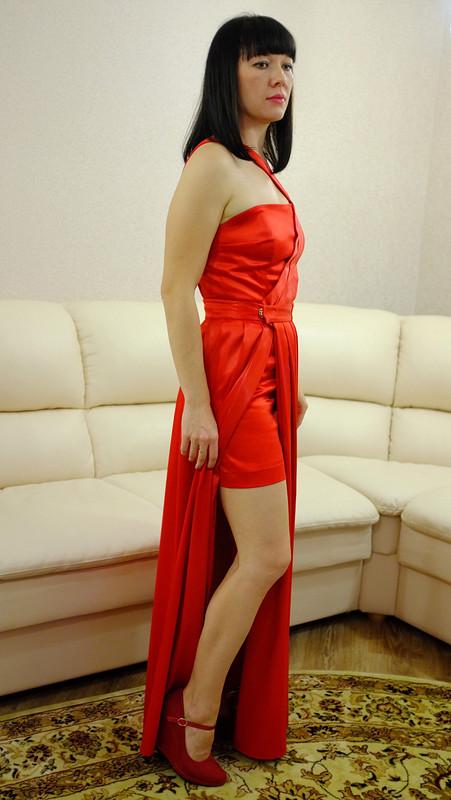 Платье-коктейль