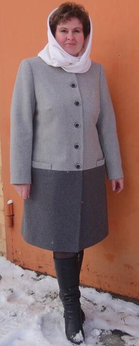 Прошлогоднее пальто от Uralochka