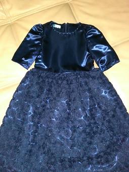 Работа с названием Платье на День Рождения дочи