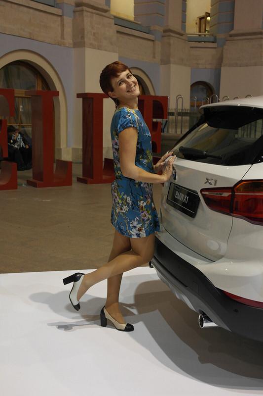 Платье полюбимой выкройке, модель 130 BURDA 1/2010
