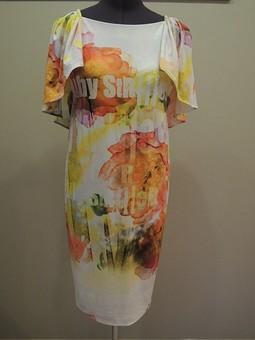 Работа с названием Крылатое платье