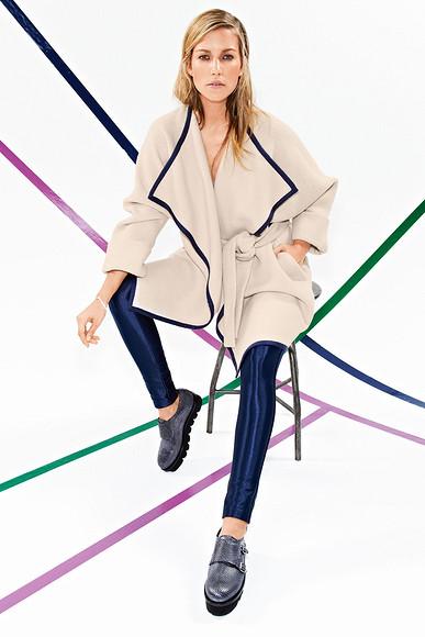 Модное ателье отBurda: жакет срукавами кимоно