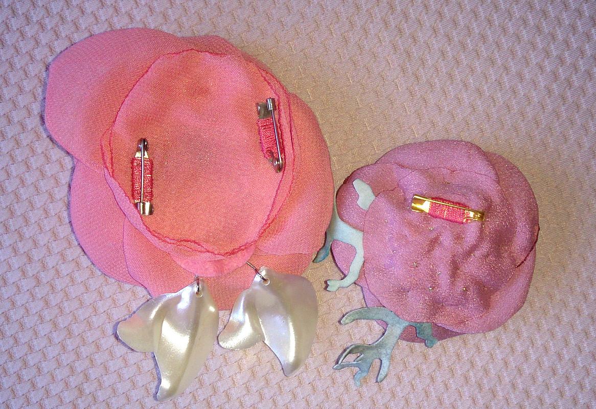 Нежная шапочка