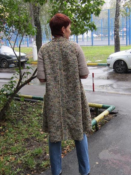 Модное ателье отBurda: жилет встиле бохо-шик