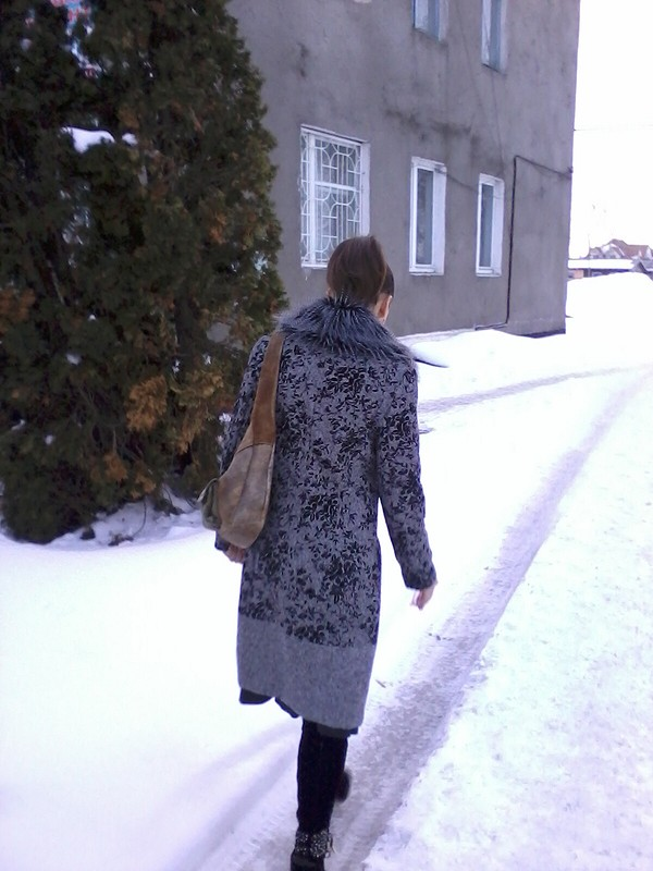 Пальто любимое