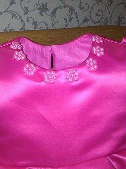 Работа с названием Платье для маленькой принцессы