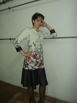 Работа с названием Платье с которым можно экспериментировать