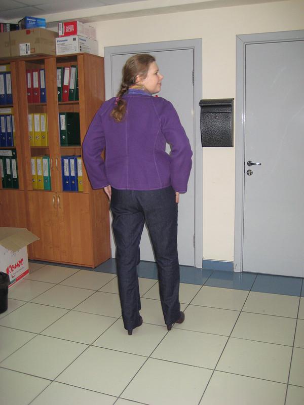 Жакет-реглан от Госпожа Н