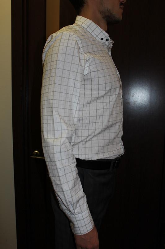 Клетка вмужской рубашке! от muursika