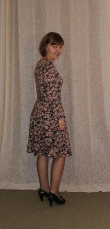 Платье длякапсулы