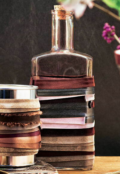 Очаровательные мелочи изостатков кожи