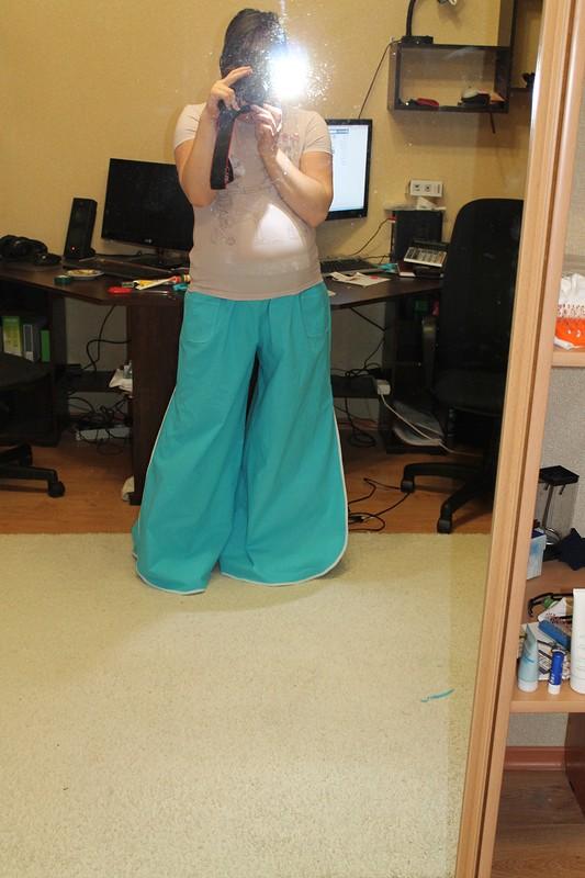 Огромные штаны