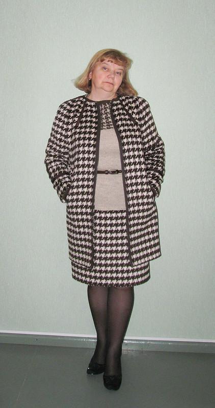 Зимняя юбка или точка впроекте)))
