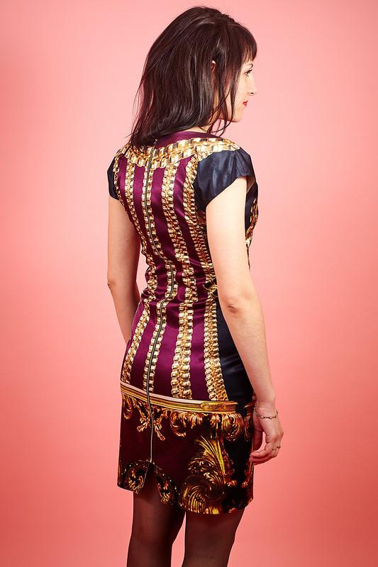 Гербовое платье от GDaRy