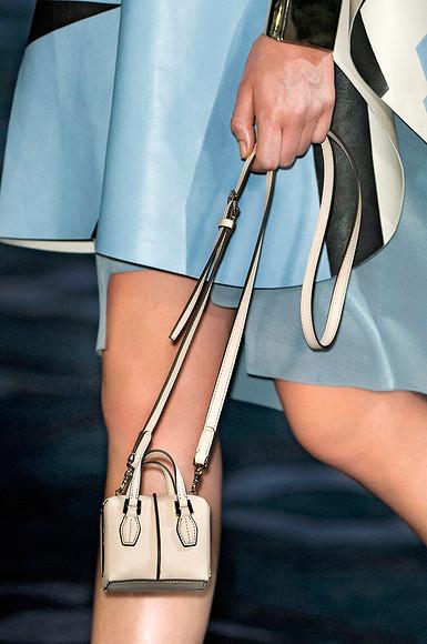 Шьем две шикарные супермодные мини-сумочки