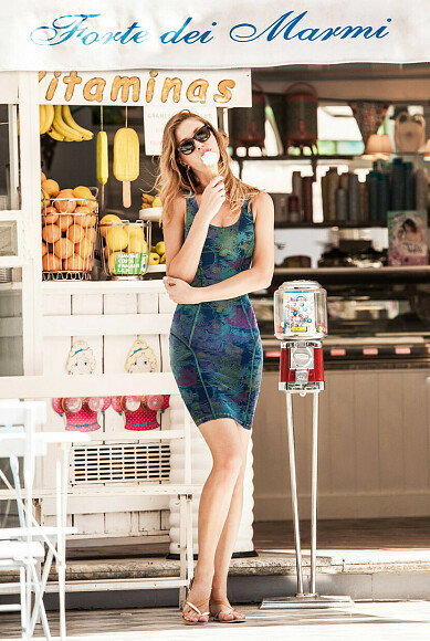 Моделируем фигуру спомощью одежды